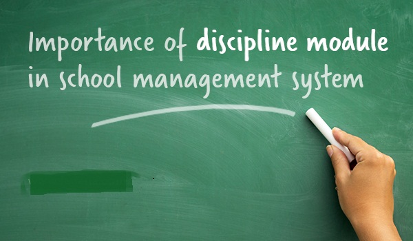importance of discipline in school life Discipline in school life is as important as breathing the students cannot be well-educated without discipline to have a great career in future discipline can play a very important role it is more important in schools because the set of rules & regulations set as discipline determine the proper code of behavior as they say, an empty mind.